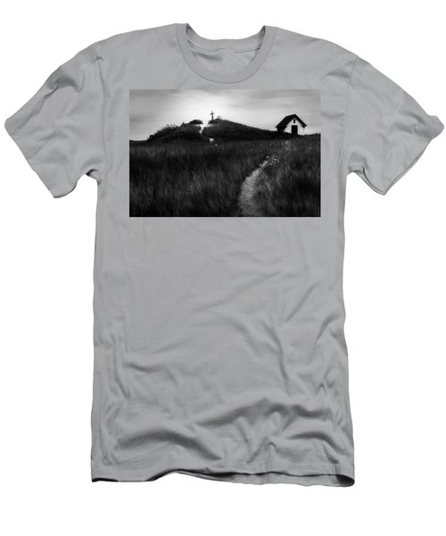 Men's T-Shirt (Slim Fit) featuring the photograph Guiding Light by Bill Wakeley