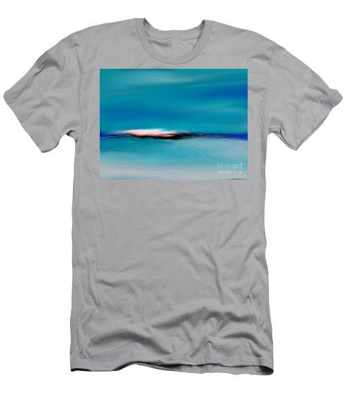 Guiding Light Men's T-Shirt (Slim Fit) by Yul Olaivar