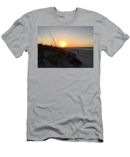 Gulf Shores Sunrise  Men's T-Shirt (Athletic Fit)