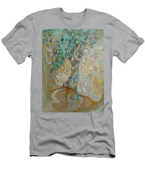 Gustav's Tree Men's T-Shirt (Athletic Fit)