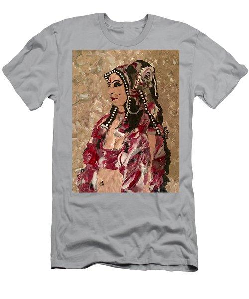 Gypsy Dancer Men's T-Shirt (Athletic Fit)