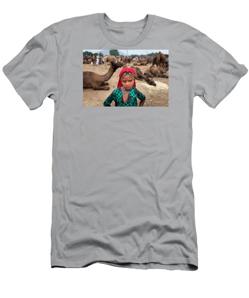 Gypsy Girl Men's T-Shirt (Athletic Fit)