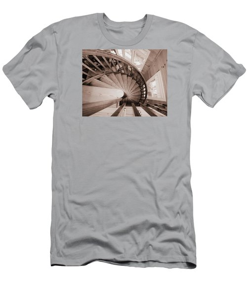 Men's T-Shirt (Slim Fit) featuring the photograph Ha Ha Toes.... by Tammy Schneider