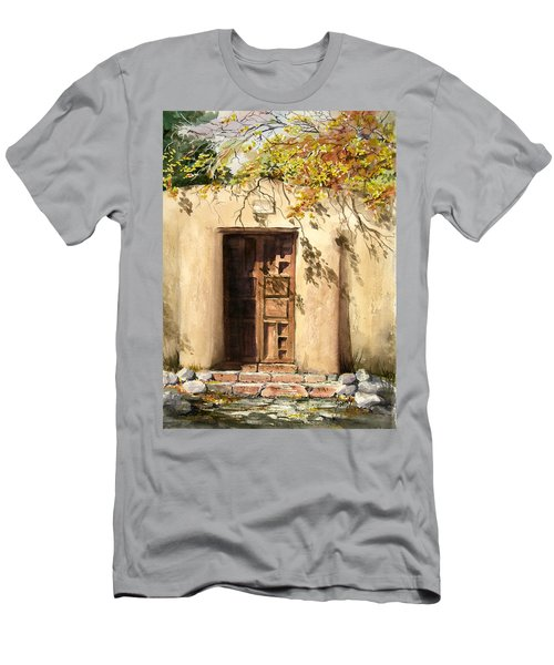 Hacienda Gate Men's T-Shirt (Athletic Fit)