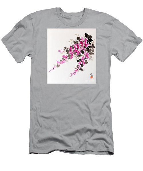 Hagi / Bush Clover Men's T-Shirt (Athletic Fit)