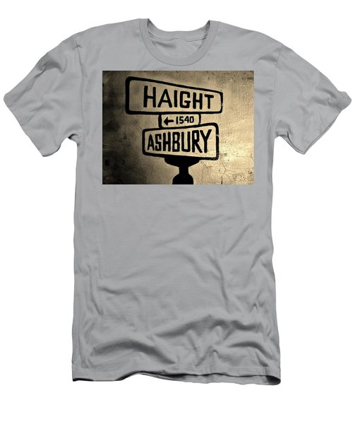 Haight Ashbury Men's T-Shirt (Athletic Fit)