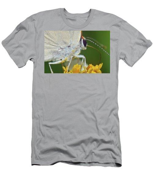 Hairstreak Closeup Men's T-Shirt (Athletic Fit)
