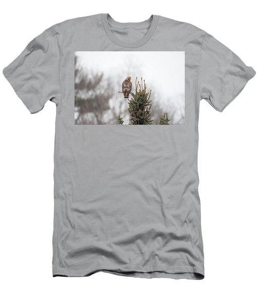 Hal Hanging Out 2 Men's T-Shirt (Athletic Fit)