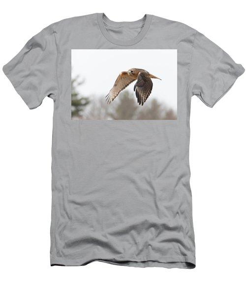 Hal Takes Flight Men's T-Shirt (Athletic Fit)