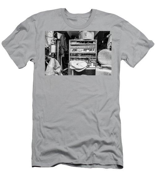 Handmade Caps Men's T-Shirt (Athletic Fit)