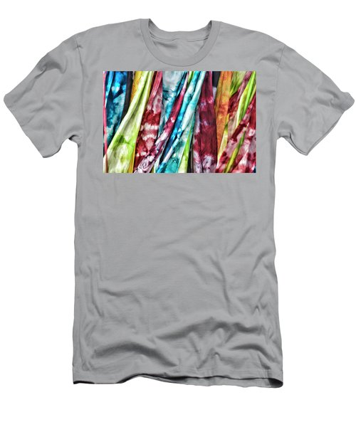 Hanging Color Men's T-Shirt (Athletic Fit)