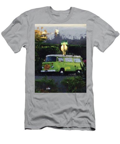 Happy Vw Men's T-Shirt (Athletic Fit)