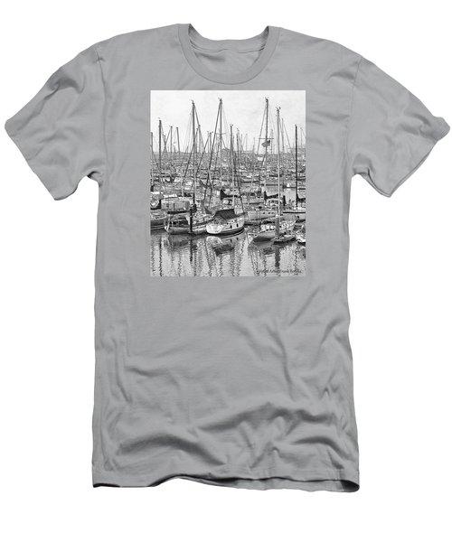 Harbor II Men's T-Shirt (Athletic Fit)