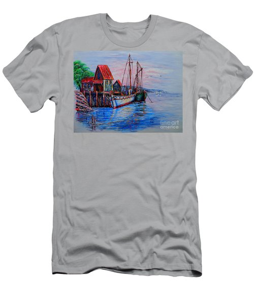 Harbour Men's T-Shirt (Athletic Fit)