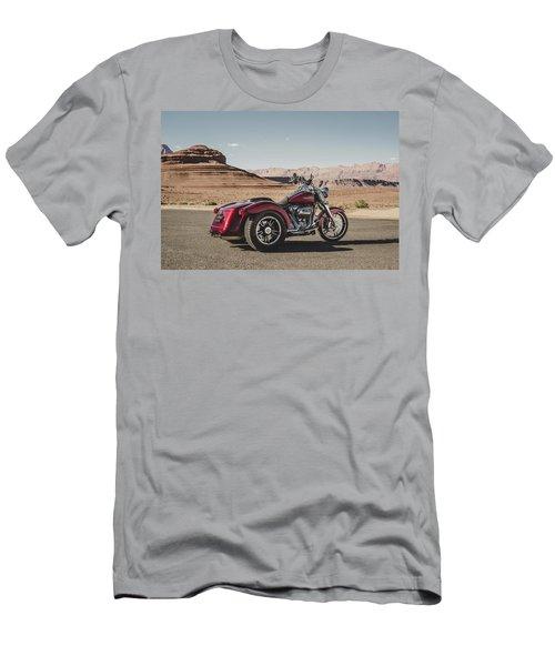 Harley-davidson Freewheeler Men's T-Shirt (Athletic Fit)