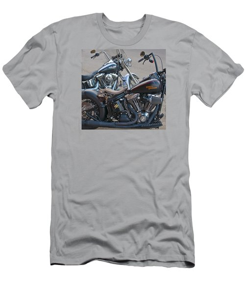 Harleys Men's T-Shirt (Athletic Fit)