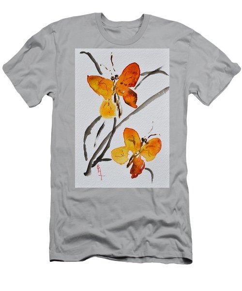 Harmonious Flight Men's T-Shirt (Athletic Fit)