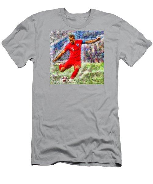 Harry Kane Men's T-Shirt (Athletic Fit)