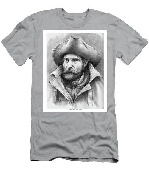 Harry Yount Men's T-Shirt (Athletic Fit)