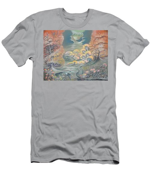 Harvest Moons Men's T-Shirt (Athletic Fit)