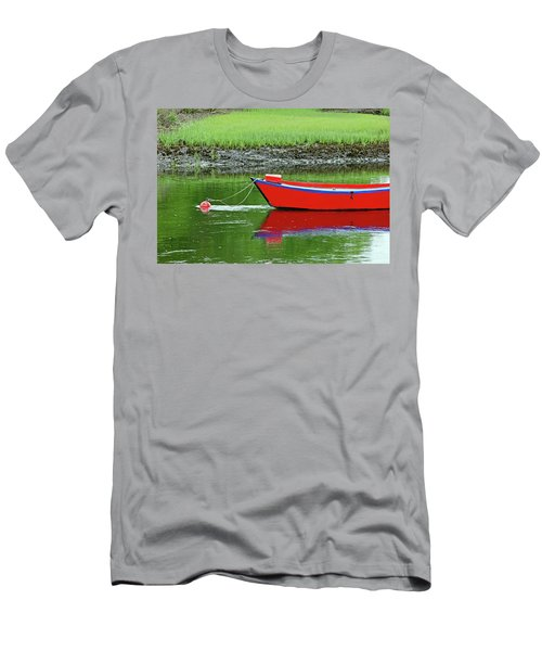 Harwich Rowboat Men's T-Shirt (Athletic Fit)