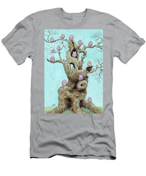 Hatchlings Men's T-Shirt (Athletic Fit)