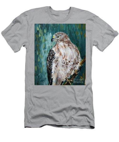 Hawk Men's T-Shirt (Athletic Fit)