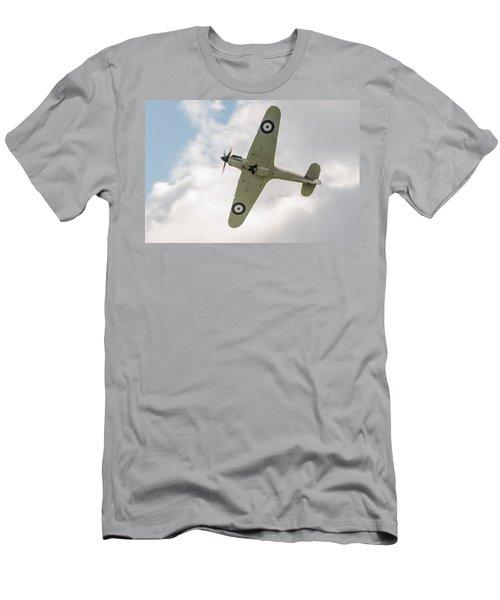 Hawker Hurricane Mk I Men's T-Shirt (Athletic Fit)