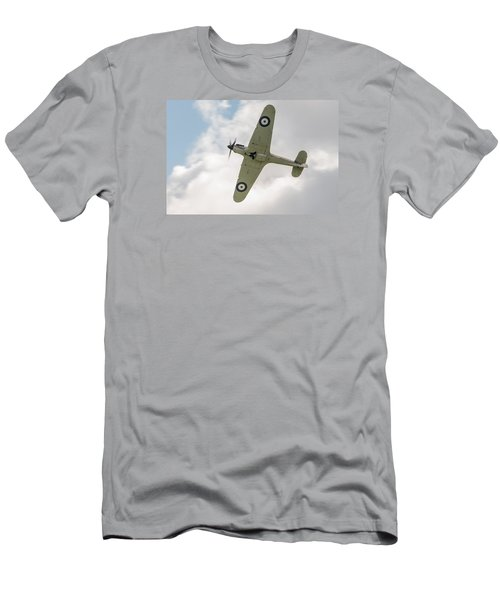 Hawker Hurricane Mk I Men's T-Shirt (Athletic Fit)