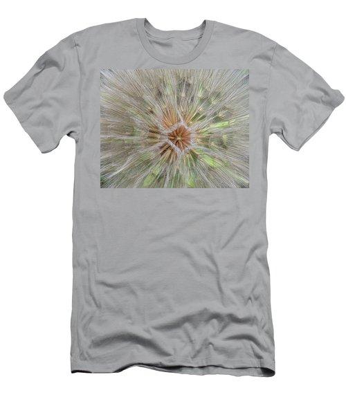 Heart Of The Dandelion Men's T-Shirt (Athletic Fit)