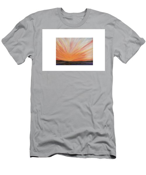 Heat On The Bay Men's T-Shirt (Athletic Fit)