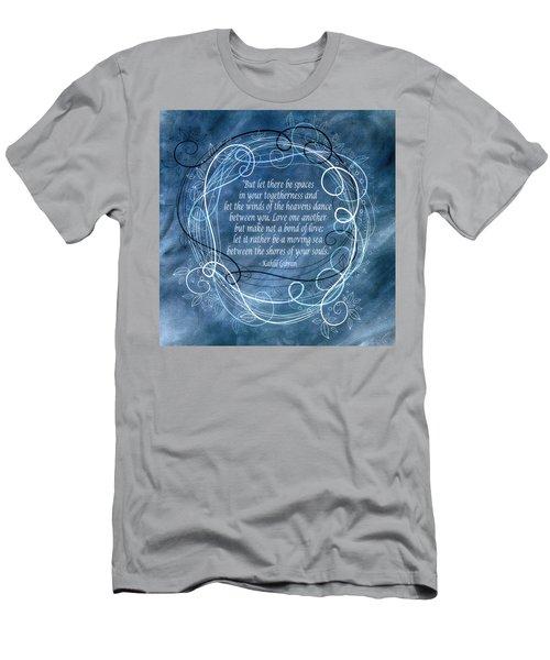 Heavens Dance Men's T-Shirt (Athletic Fit)