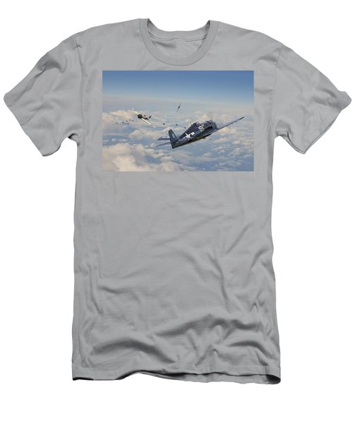 Hellcat F6f - Duel In The Sun Men's T-Shirt (Athletic Fit)