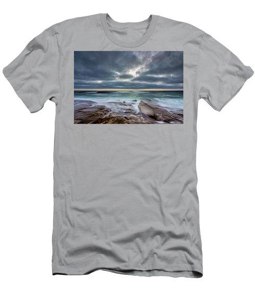 Hellishly Heavenly Men's T-Shirt (Athletic Fit)