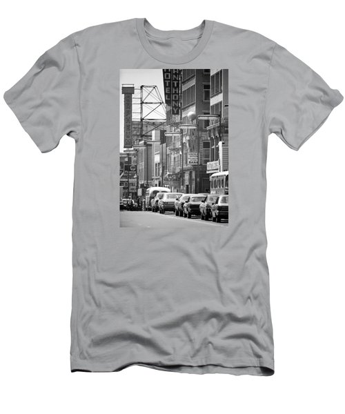Hennepin And The Orpheum Men's T-Shirt (Athletic Fit)