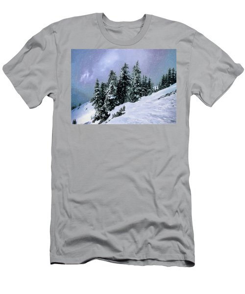 Hidden Peak Men's T-Shirt (Athletic Fit)