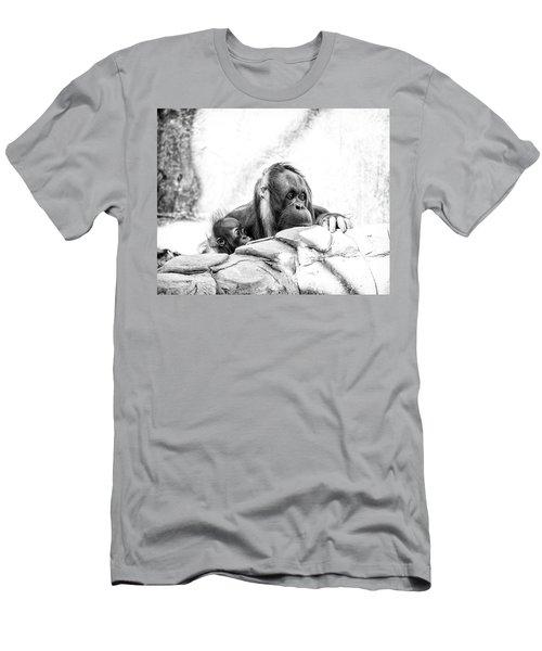 Hiding Men's T-Shirt (Athletic Fit)