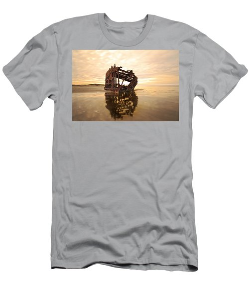 High And Dry, The Peter Iredale Men's T-Shirt (Athletic Fit)