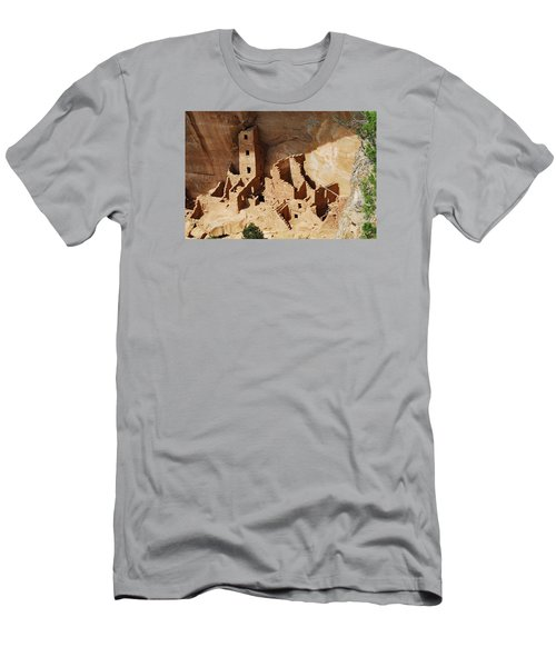High Rise Livin Men's T-Shirt (Athletic Fit)