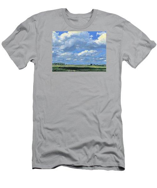 High Summer Men's T-Shirt (Slim Fit) by Bruce Morrison