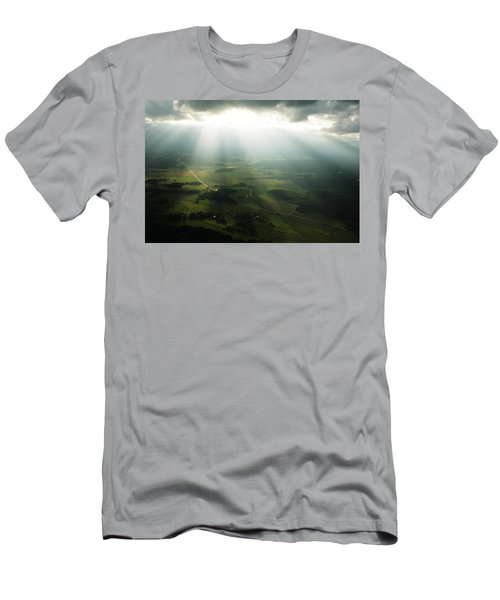 High Men's T-Shirt (Athletic Fit)