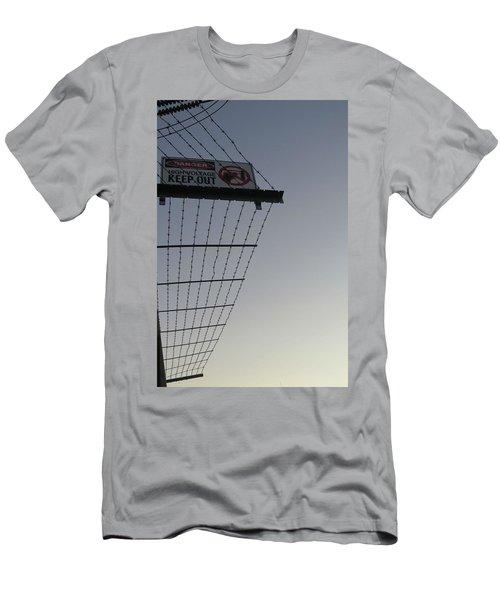 High Voltage Men's T-Shirt (Athletic Fit)