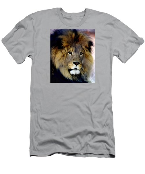 His Majesty The King Men's T-Shirt (Athletic Fit)