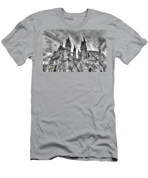 Hogwarts Castle 1 Men's T-Shirt (Athletic Fit)