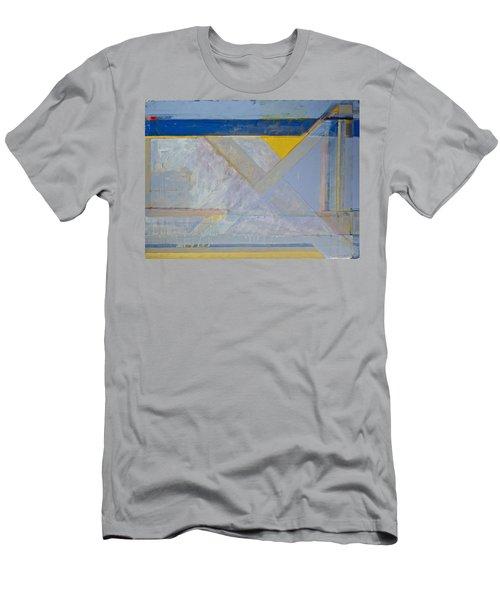 Homage To Richard Diebenkorn's Ocean Park Series  Men's T-Shirt (Athletic Fit)