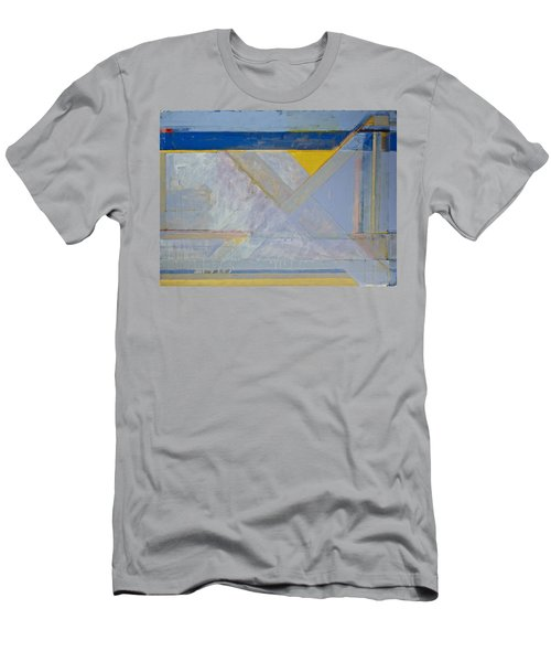 Homage To Richard Diebenkorn's Ocean Park Series  Men's T-Shirt (Athletic Fit)