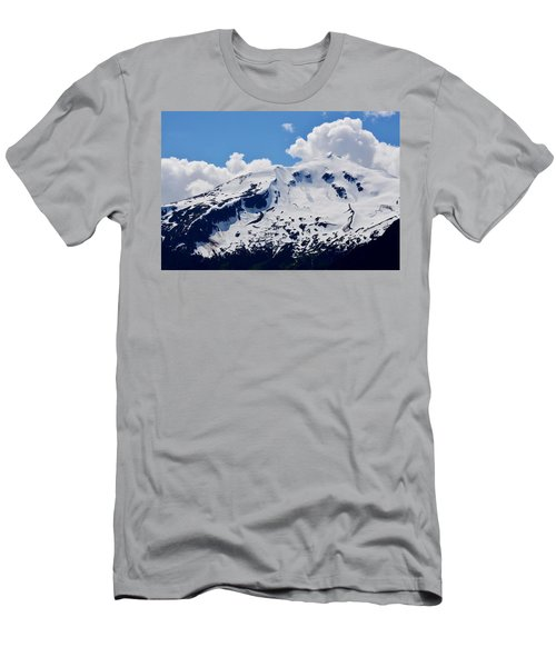 Home Of The North Wind - Skagway Men's T-Shirt (Athletic Fit)