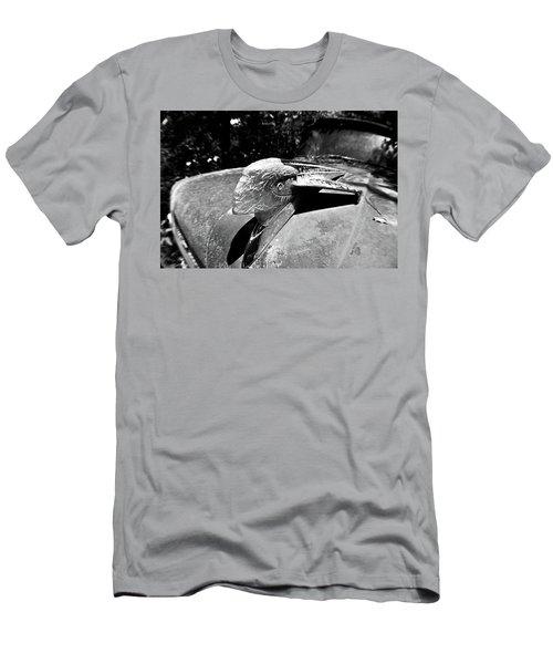 Hood Ornament Detail Men's T-Shirt (Athletic Fit)