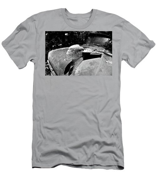 Hood Ornament Detail Men's T-Shirt (Athletic Fit)