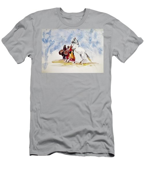 Horse Dance Men's T-Shirt (Athletic Fit)